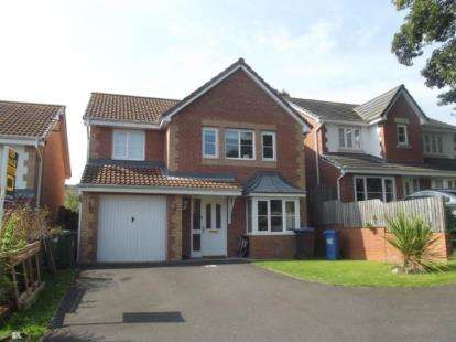 4 Bedrooms Detached House for sale in Chillerton Way, Wingate, Durham, TS28