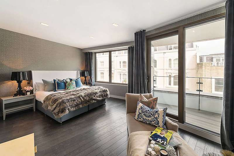 2 Bedrooms Flat for sale in Westbourne House, Westbourne Grove, W2