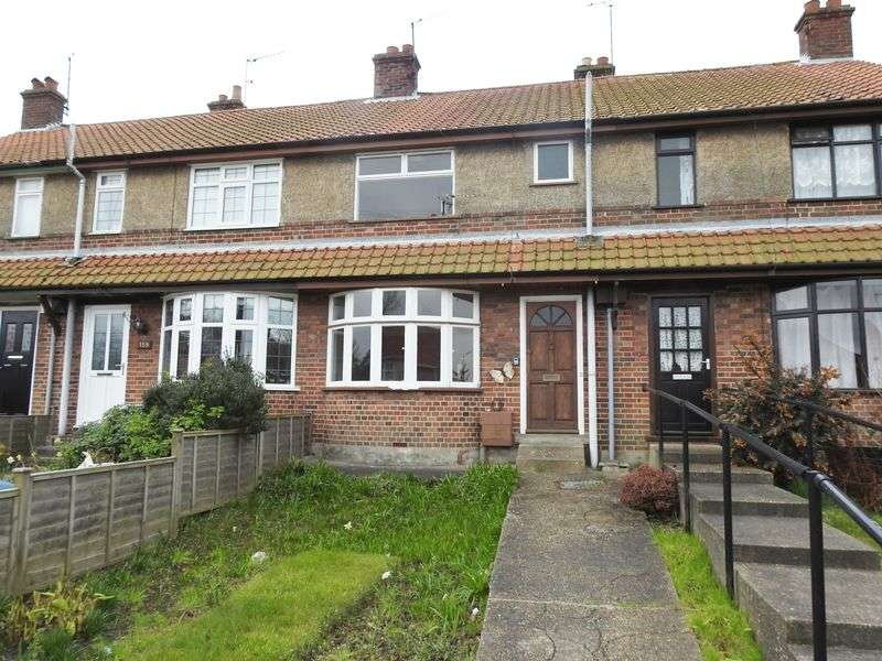 3 Bedrooms Terraced House for sale in Stradbroke Road, Pakefield, Lowestoft