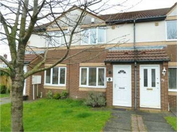 2 Bedrooms Terraced House for sale in Robert Westall Way, North Shields, Tyne and Wear