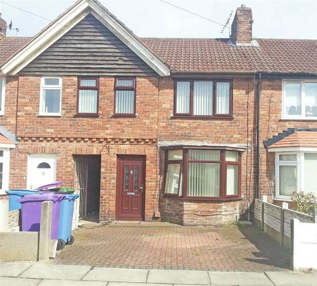 2 Bedrooms Terraced House for sale in Gribble Road, Liverpool, Merseyside