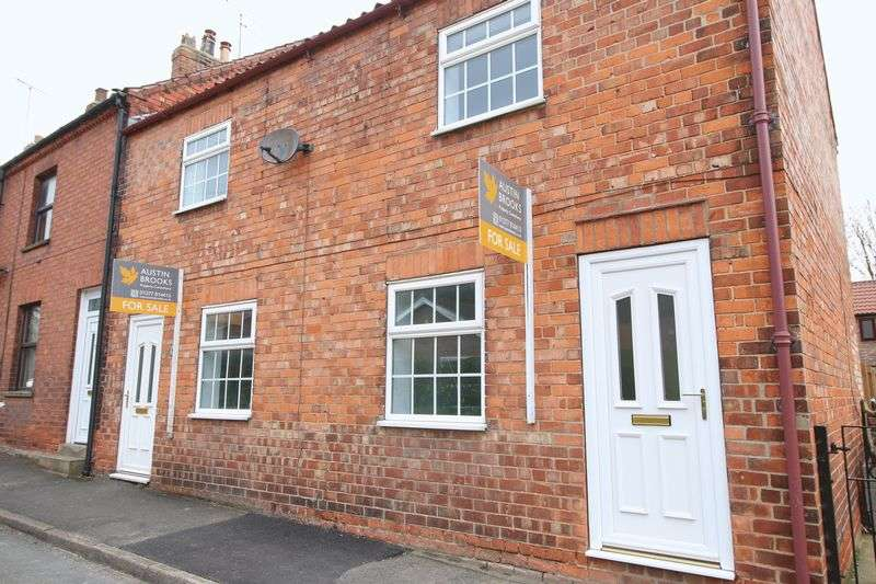 2 Bedrooms Terraced House for sale in South Street, Middleton on the Wolds