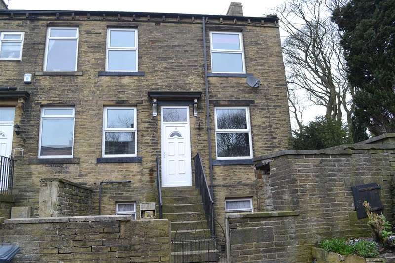 2 Bedrooms Terraced House for sale in Regent Street, Queensbury, Bradford