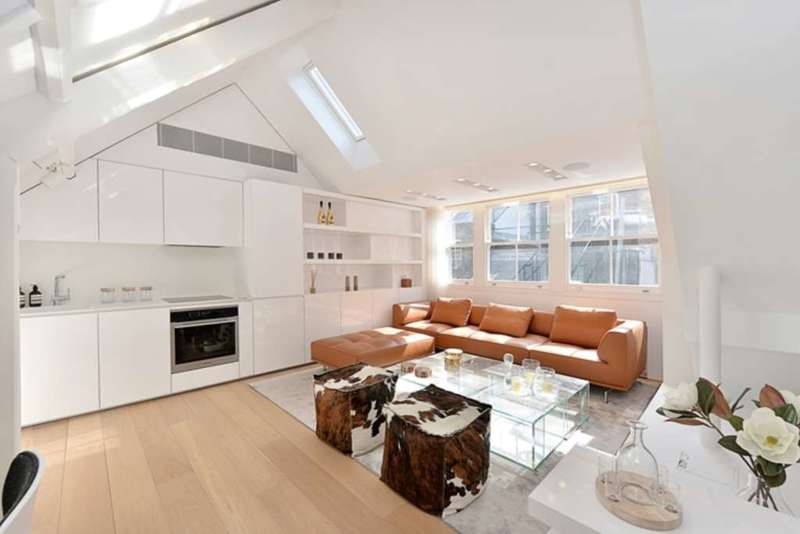 3 Bedrooms House for sale in Bourdon Street, Mayfair W1