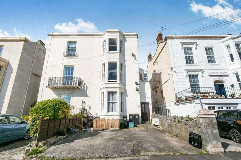 2 Bedrooms Flat for sale in Park Place, Weston-Super-Mare, Somerset, BS23