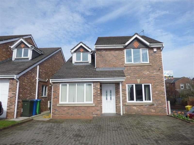 4 Bedrooms Property for sale in Retford Avenue, Rochdale, Lancashire, OL16