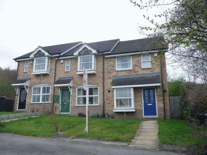 2 Bedrooms House for sale in The Mistal, Cote Farm, Bradford BD10 8WQ