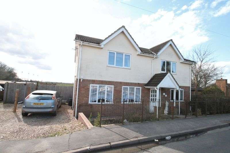 4 Bedrooms Semi Detached House for sale in Six House Bank, West Pinchbeck
