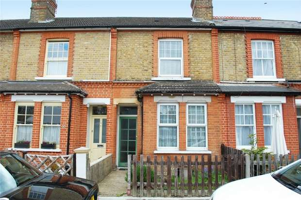 3 Bedrooms Terraced House for sale in Myrtle Road, Hampton Hill