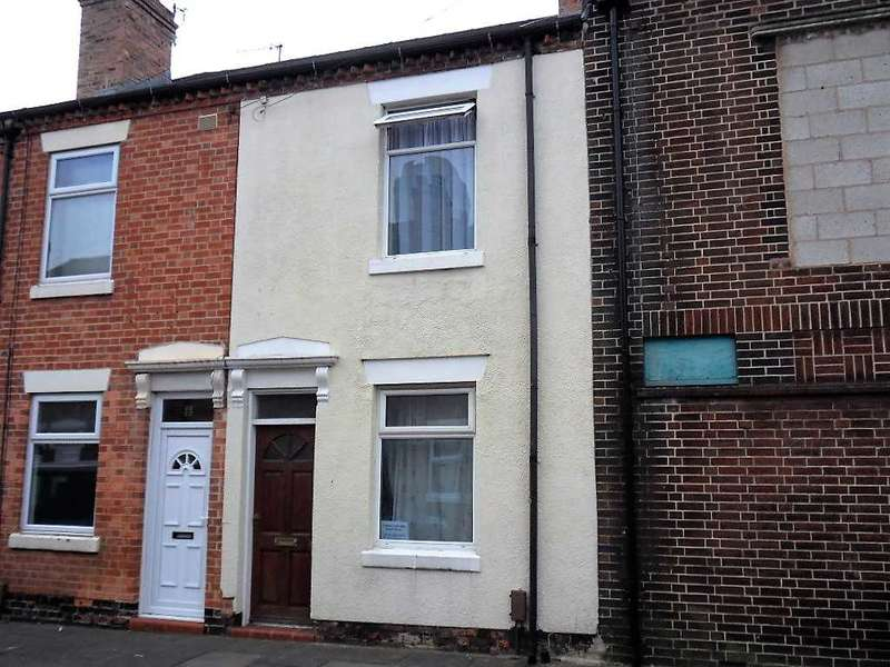 4 Bedrooms Terraced House for sale in Darnley Street, Stoke on Trent