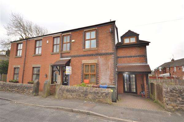 4 Bedrooms Semi Detached House for sale in Chorley Old Road, Whittle Le Woods, Chorley