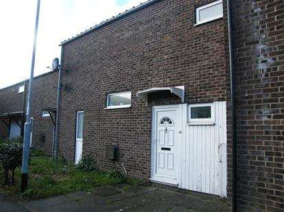 3 Bedrooms Terraced House for sale in Swanspool, Peterborough, Cambridgeshire