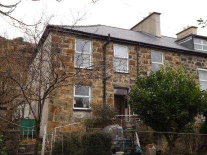 4 Bedrooms End Of Terrace House for sale in Tanygrisiau, Blaenau Ffestiniog, Gwynedd, LL41