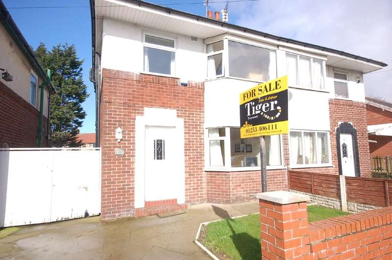 3 Bedrooms Semi Detached House for sale in Poulton Old Road, Highfurlong