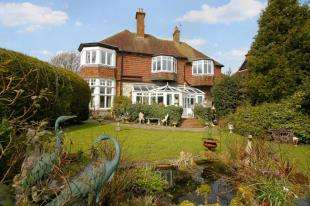4 Bedrooms House for sale in Castle Lane, Steyning, West Sussex