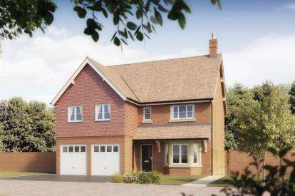 5 Bedrooms Detached House for sale in Eastwick Road, Gilston, Hertfordshire