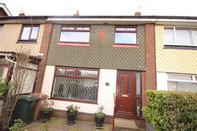3 Bedrooms Property for sale in Dovedale Drive, Wardle, Rochdale