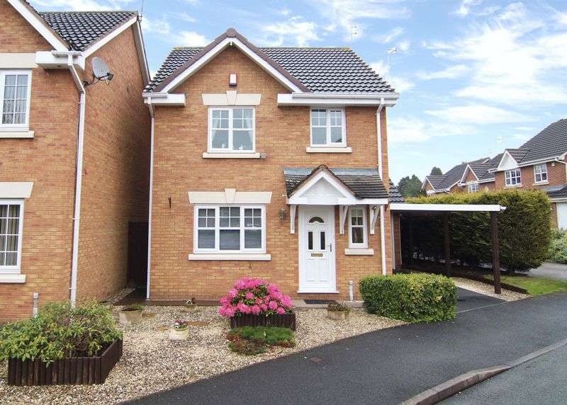 3 Bedrooms Detached House for sale in COVEN, Turnpike Way