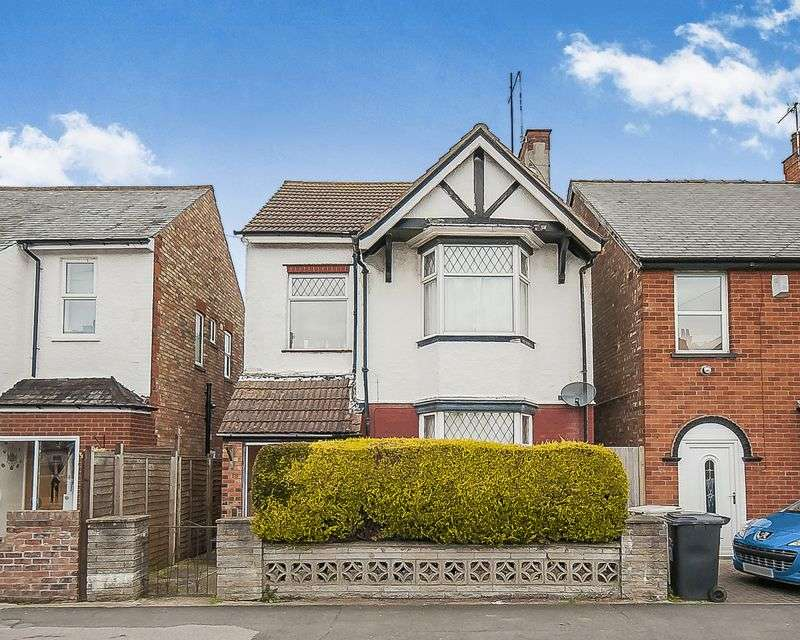 3 Bedrooms Detached House for sale in Vernon Road, Skegness PE25