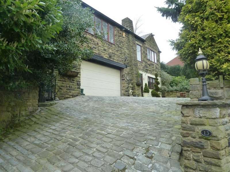 3 Bedrooms Property for sale in Hill End Road, Delph, SADDLEWORTH, OL3