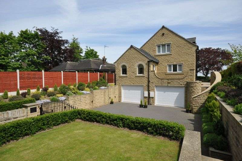 5 Bedrooms Detached House for sale in Chevet Lane, Sandal