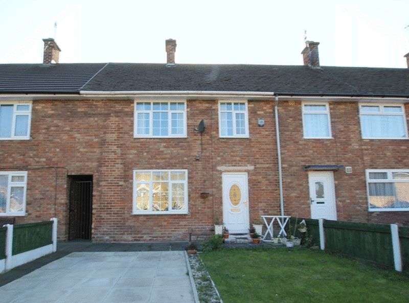 3 Bedrooms Terraced House for sale in Hurstlyn Road, Allerton, Liverpool, L18