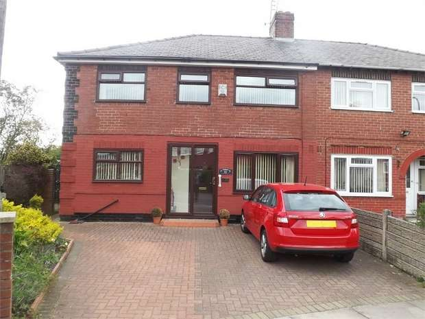 4 Bedrooms Semi Detached House for sale in Williams Avenue, Bootle, Merseyside