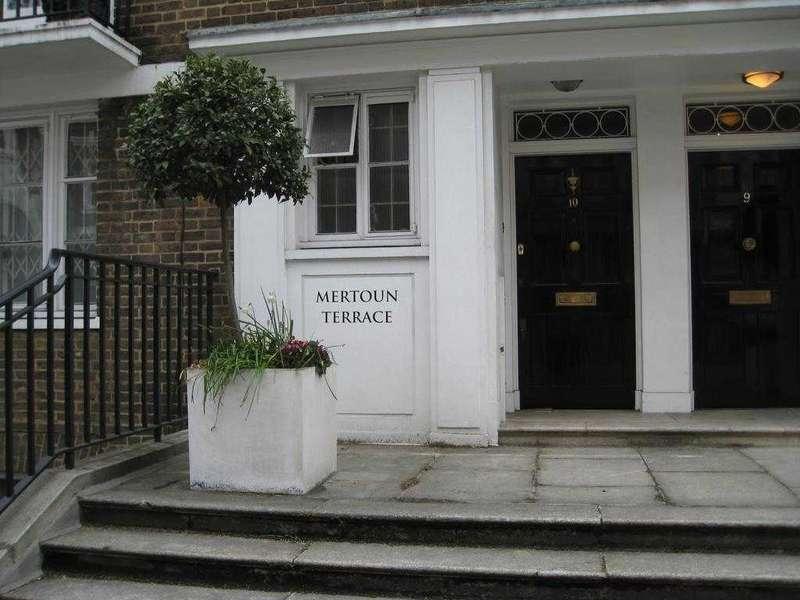 4 Bedrooms Maisonette Flat for sale in Mertoun Terrace, Seymour Place, London