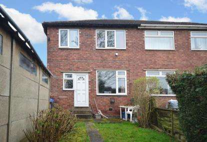 3 Bedrooms Semi Detached House for sale in Whiteways Road, Sheffield, South Yorkshire