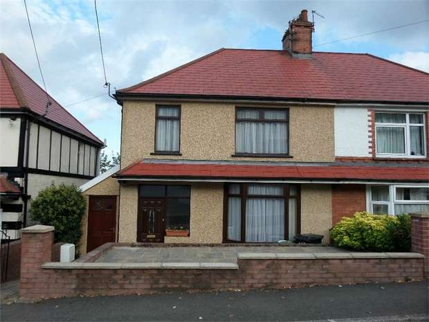 4 Bedrooms Semi Detached House for sale in Sunnybank Road, Griffithstown, Pontypool