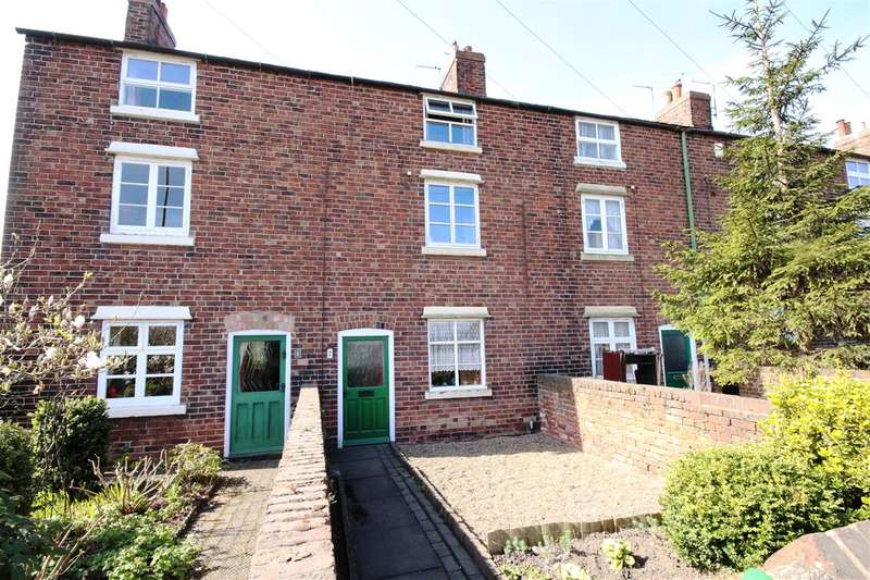 3 Bedrooms Terraced House for sale in Twelve Houses, Stanton By Dale