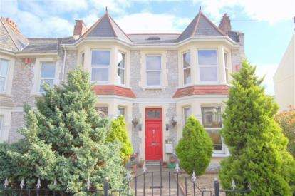 7 Bedrooms Semi Detached House for sale in Milehouse, Plymouth, Devon