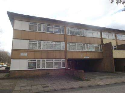 1 Bedroom Flat for sale in Gurnards Avenue, Fishermead, Milton Keynes, Buckinghamshire