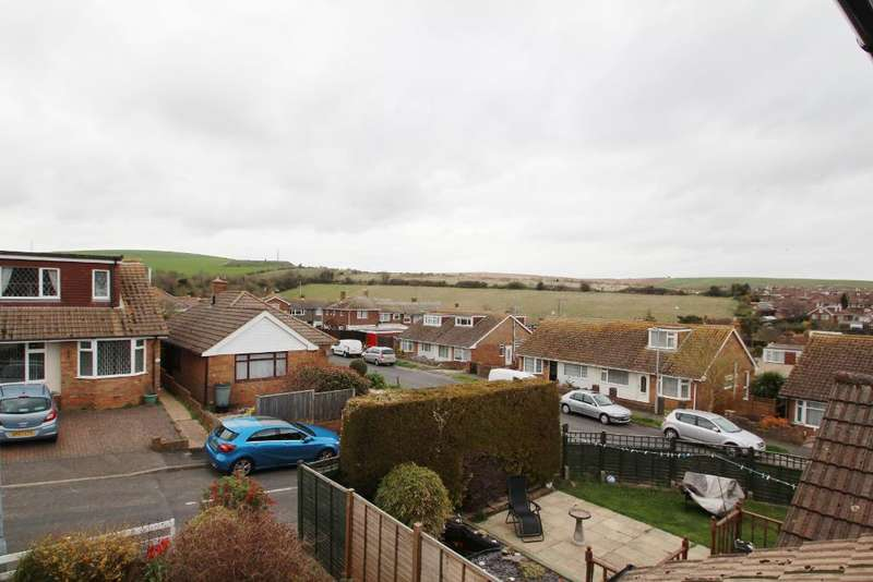 3 Bedrooms Semi Detached House for sale in Oakdene Rise, Portslade, BN41 2RS