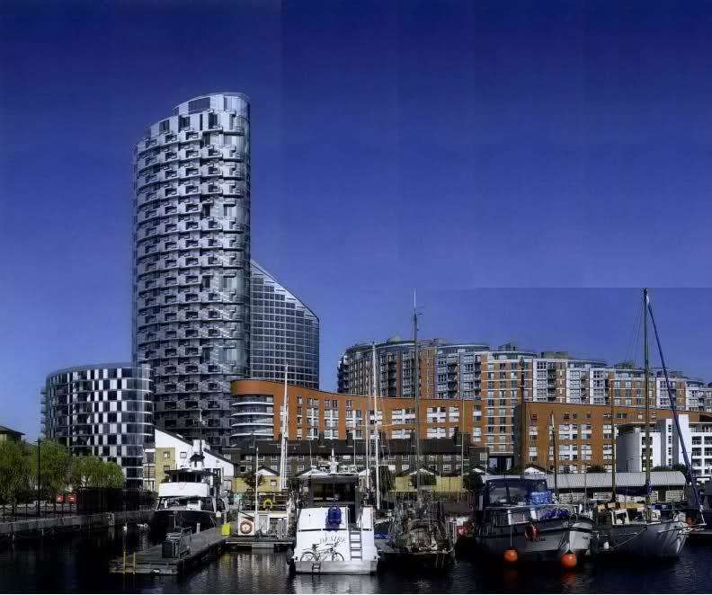 1 Bedroom Flat for sale in Providence Tower, Providence Wharf, Canary Wharf