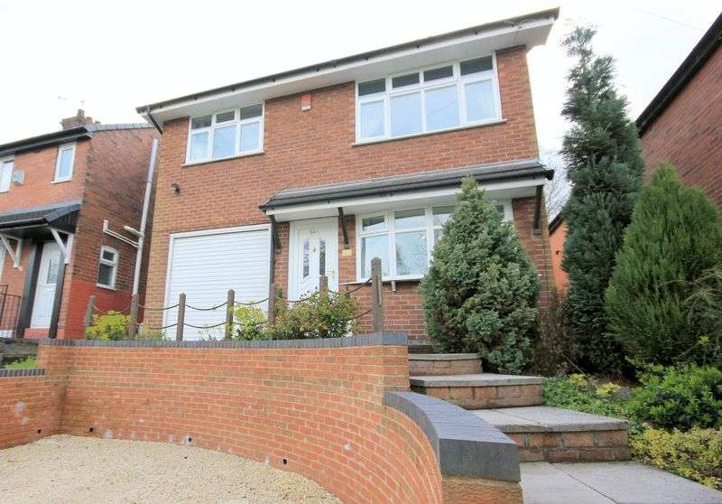 3 Bedrooms Detached House for sale in Orford Street, Porthill