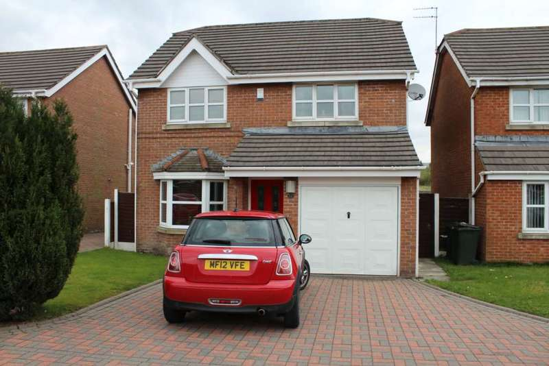 3 Bedrooms Detached House for sale in Regal Fold, Wardle