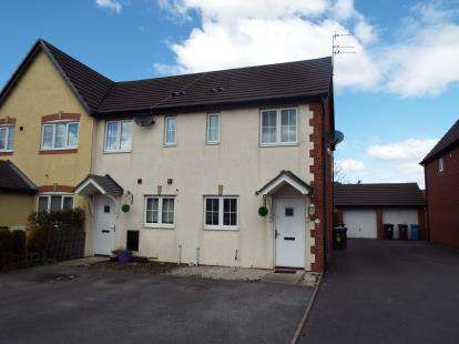 2 Bedrooms End Of Terrace House for sale in Metcalf Close, Kirkby, Liverpool, Merseyside, L33