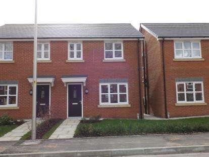 3 Bedrooms Semi Detached House for sale in Laurus Mews, Wigan, Greater Manchester, WN5