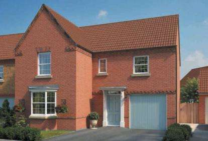 4 Bedrooms Detached House for sale in Hollygate Park, Hollygate Lane, Cotgrave