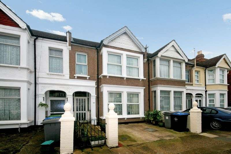 4 Bedrooms Terraced House for sale in London Road, Wembley
