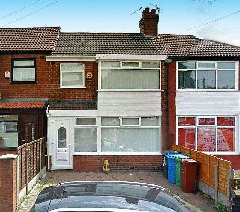 3 Bedrooms Terraced House for sale in Hacking Street, Salford