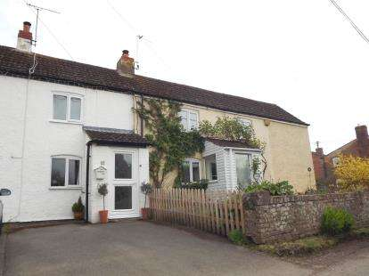 2 Bedrooms Terraced House for sale in Daisy Cottages, Epney, Saul, Gloucester