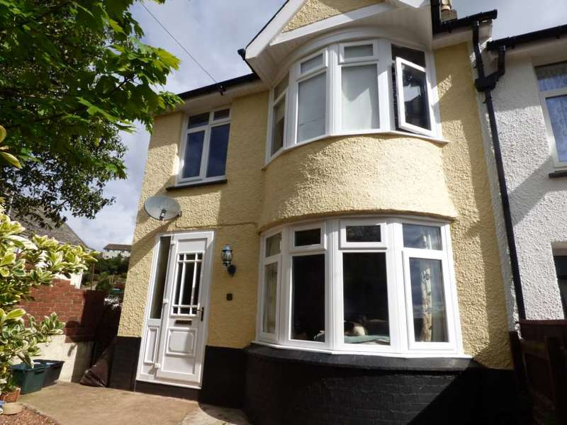 3 Bedrooms End Of Terrace House for sale in Clifton Grove, Paignton