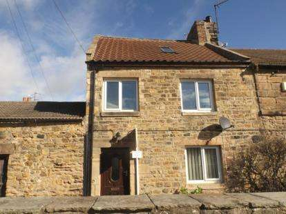 3 Bedrooms Semi Detached House for sale in Office Square, Staindrop, Darlington, Durham