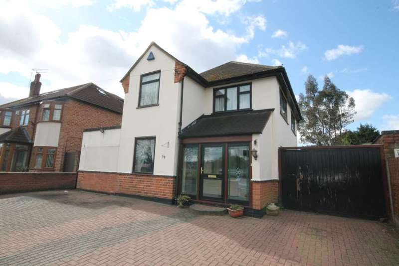6 Bedrooms Detached House for sale in Ethel Road, Evington