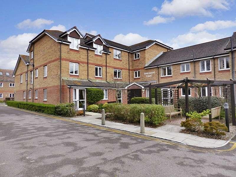 2 Bedrooms Retirement Property for sale in Silverwood Court, Rustington, BN16 3UZ
