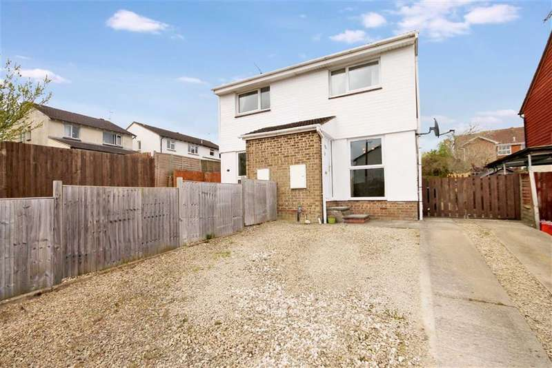 2 Bedrooms Property for sale in Newbury Drive, Freshbrook, Wiltshire