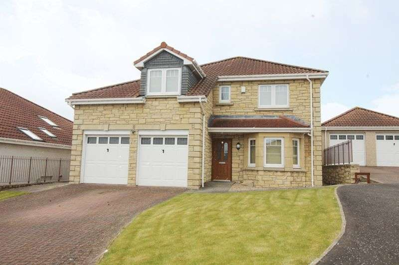 4 Bedrooms Detached House for sale in River View, Kirkcaldy