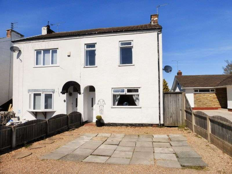 3 Bedrooms Semi Detached House for sale in Moss Road, Birkdale, Southport